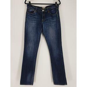 Lucky Brand Zoe Straight Leg Jeans - Size 6 / 28
